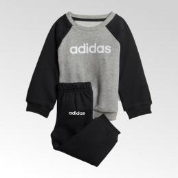 Dres dziecięcy Adidas Lin JOGG - DV1266 - 1