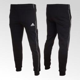 Spodnie dresowe młodzieżowe Adidas Core 18 SW - CE9077 - 1