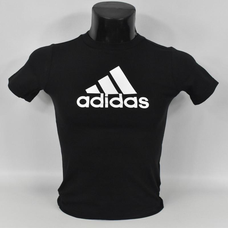 Koszulka młodzieżowa Adidas Badge of Sport - DV0816 - 1