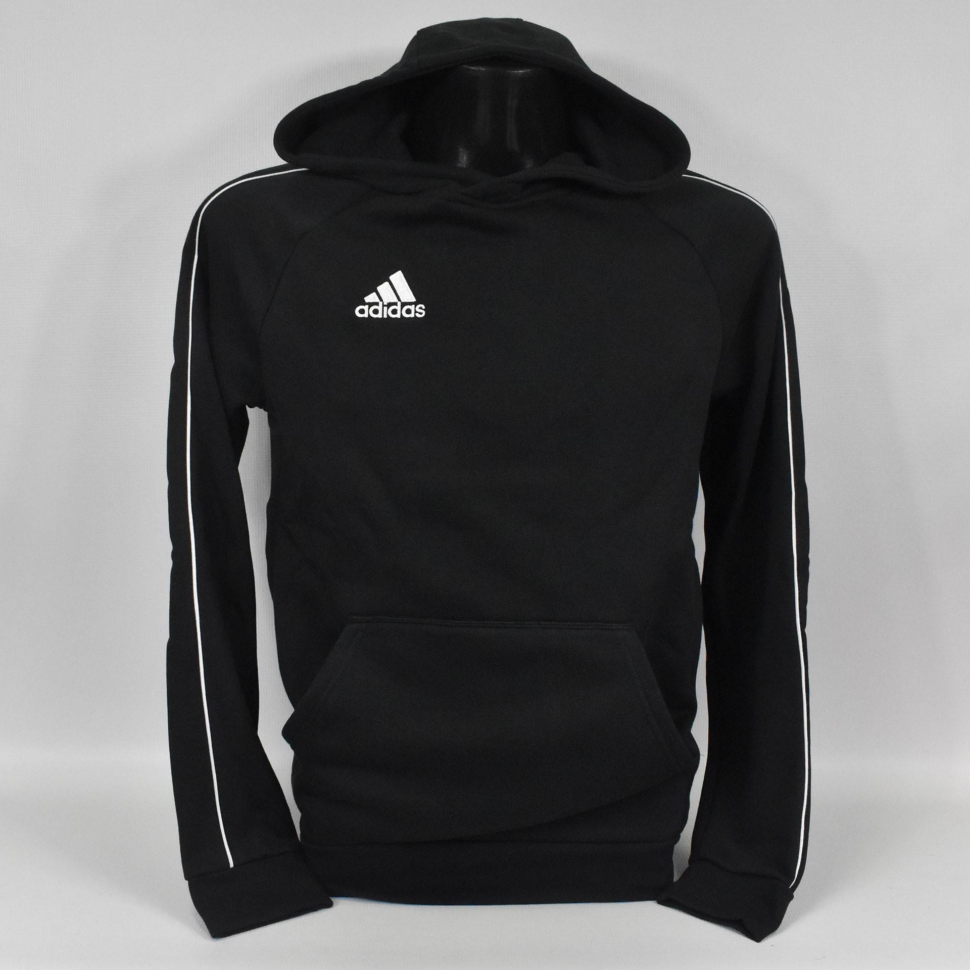 copy of Bluza męska Adidas Core18 Hoody - CV3327 - 1