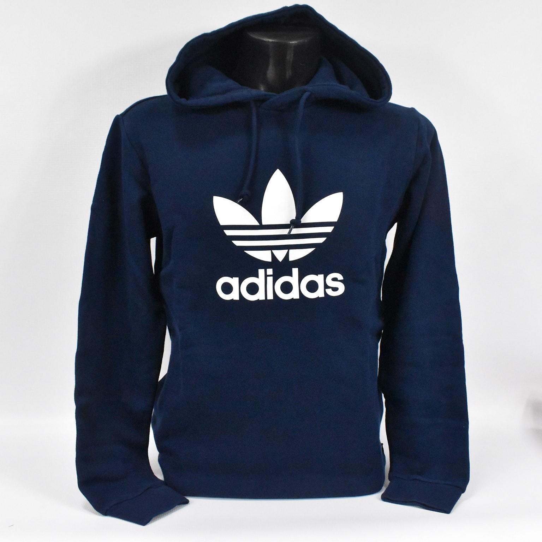 Bluza męska Adidas Trefoil Hoodie - CX1900 - 1