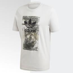 Koszulka męska Adidas Camo Tongue Tee - GD5952