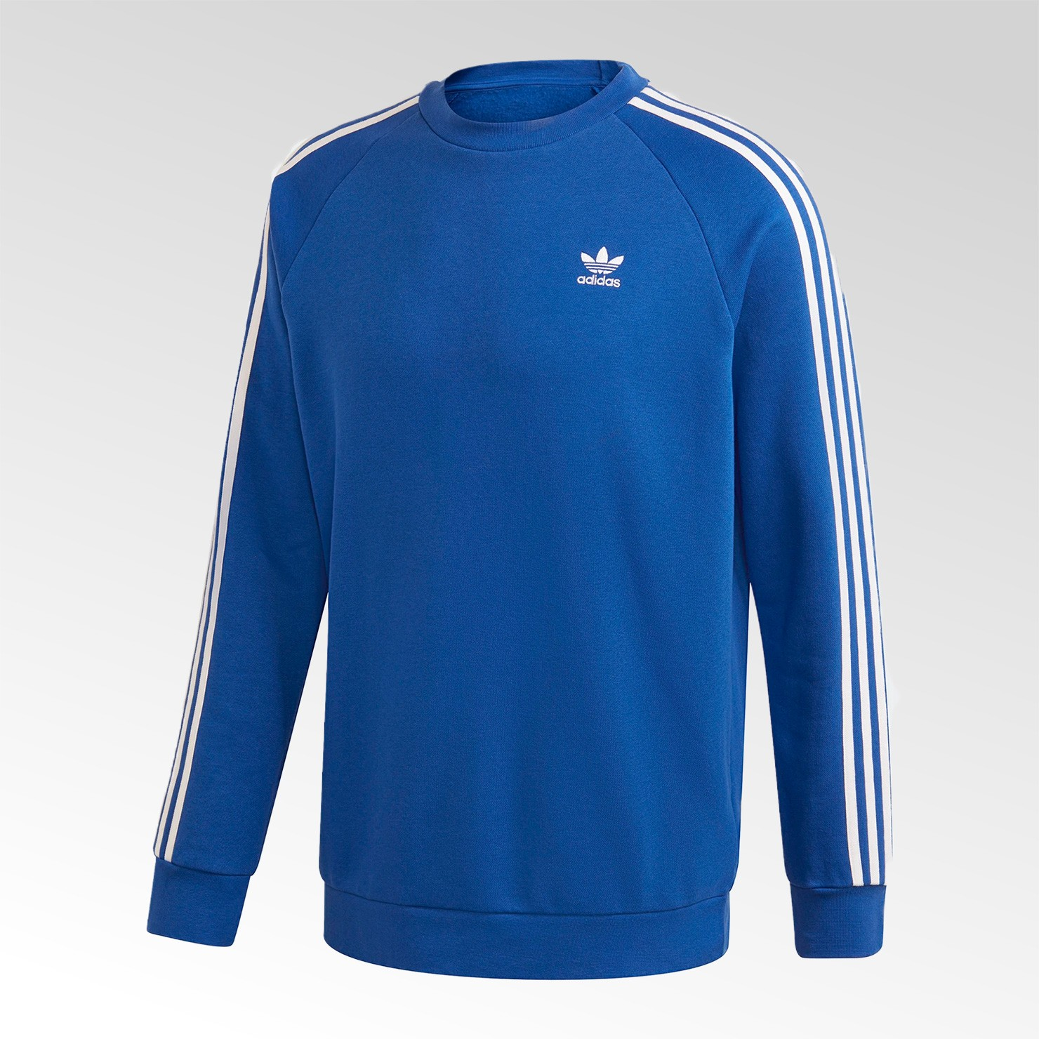 Bluza męska Adidas Essentials 3-Stripes Crew - GD9947