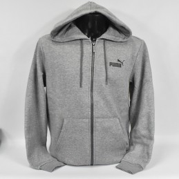 Bluza męska Puma Essentials Full Zip Hoody - 851763-03