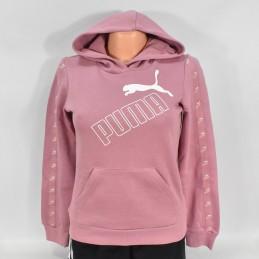 Bluza damska Puma ESS Hoody FL Big Logo - 583615-16