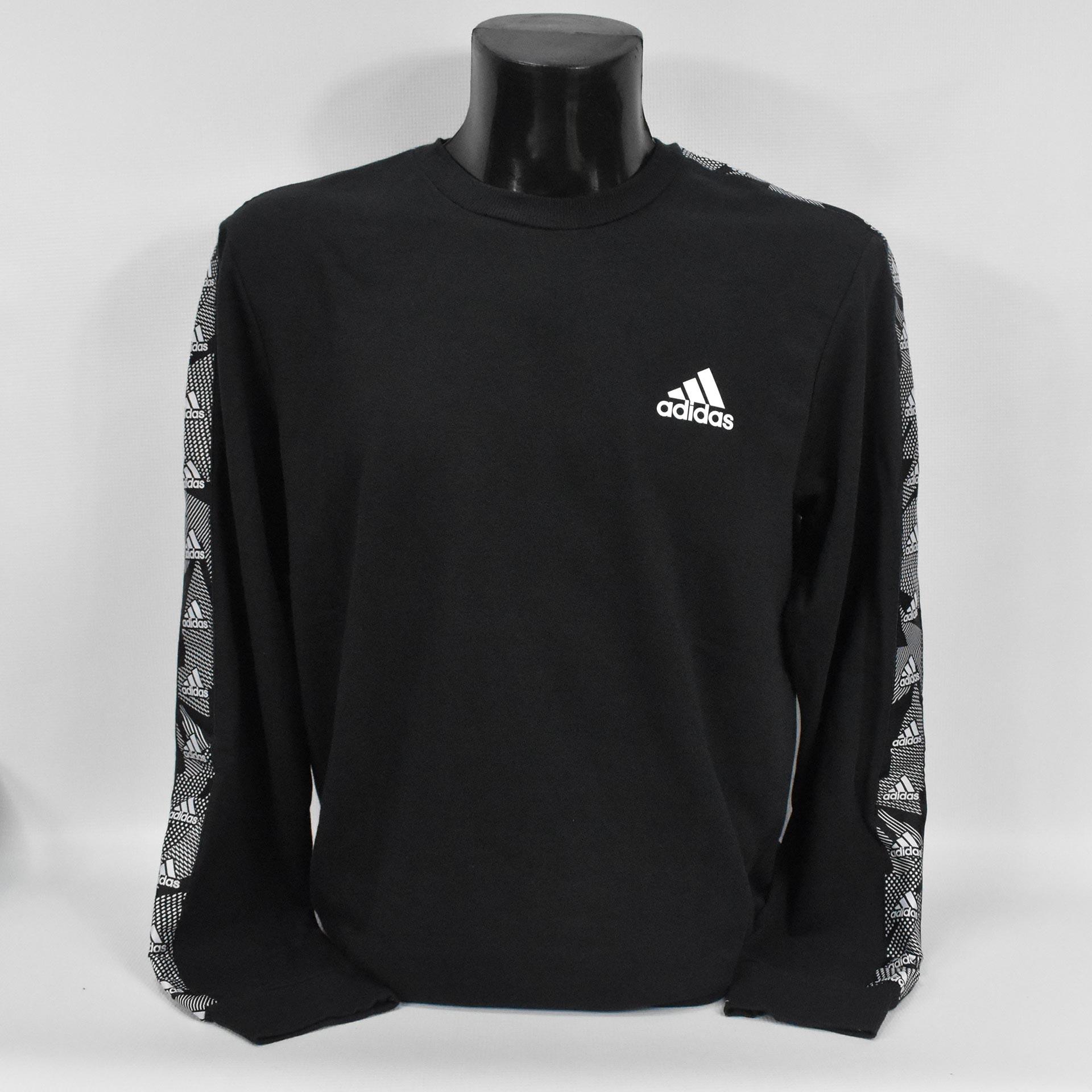 Bluza męska Adidas Essentials Tape Sweatshirt - GD5448