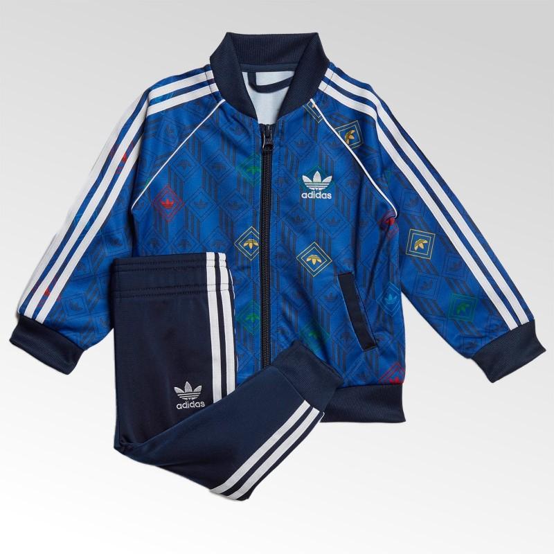 Dres dziecięcy Adidas Superstar Suit - GD2872