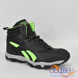 Buty dziecięce trekkingowe Reebok Rugged Runner Mid - FW8552