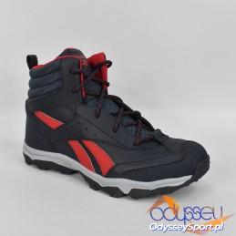 Buty dziecięce trekkingowe Reebok Rugged Runner Mid - FW8554