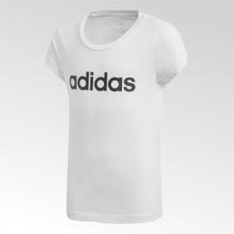 Koszulka młodzieżowa damska Adidas YG E LIN TEE - DV0357