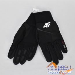 Rękawiczki Softshell TouchScreen 4F - H4Z20-REU063 20S
