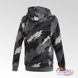 Bluza z kapturem młodzieżowa Adidas YB MH BOS PO - GE0693