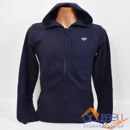 Bluza młodzieżowa 4F - HJZ19-JBLM002 31S-140