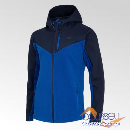 Bluza polarowa męska 4F - H4Z19-PLM002-30S