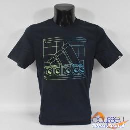 Koszulka męska Adidas Retro Media Logo Tee - GD5904