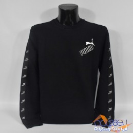 Bluza męska Puma Amplified Crew FL - 583513 01