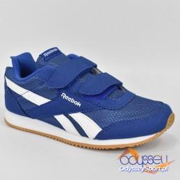 Buty młodzieżowe Reebok Royale CL Jog 2 2V - DV4037