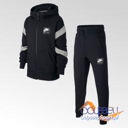 Dres młodzieżowy Nike B Air TRK Suit BF czarny - 939624-073