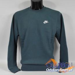 Bluza męska Nike Club CRW niebieska - BV2662-058
