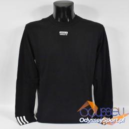 Koszulka męska Adidas Tee Longsleeve czarna - FM2259