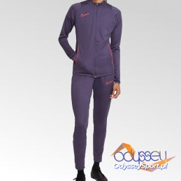 Dres damski Nike Dry Acd21 Trk Suit fioletowy - DC2096-573