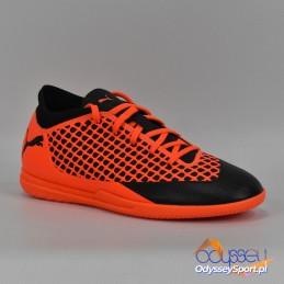 Buty piłkarskie młodzieżowe Puma Future 2.4 IT Jr - 104846 02