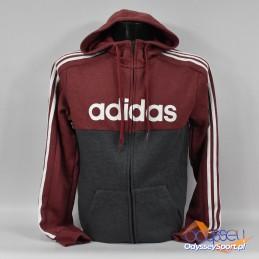 Bluza męska z kapturem Adidas Essentials Colorblock Hooded
