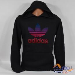 Bluza młodzieżowa Adidas Trefoil Logo Hoodie - GN7411