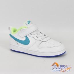 Buty dziecięce Nike Court Borough Low 2 - BQ5453 105