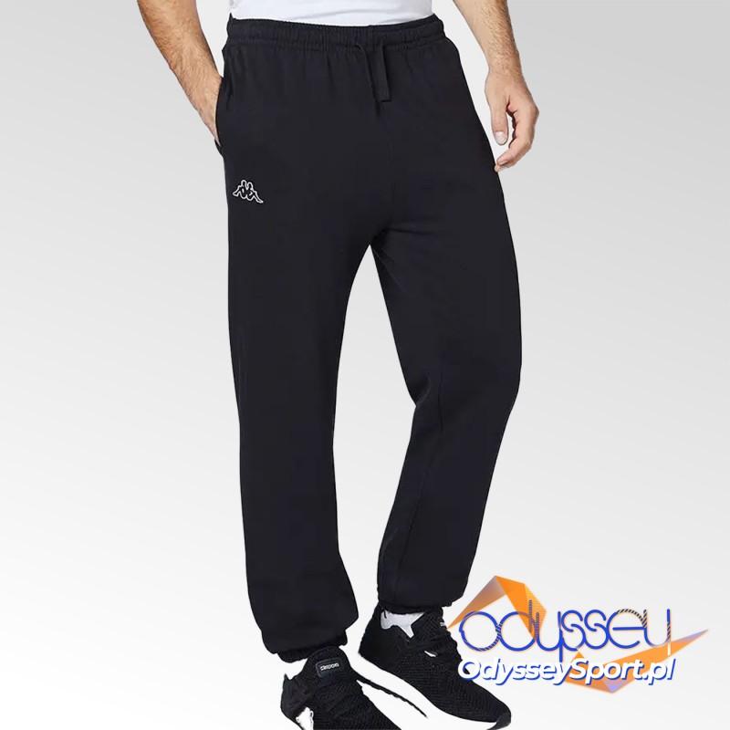 Spodnie dresowe męskie Kappa Snako - 703885 005