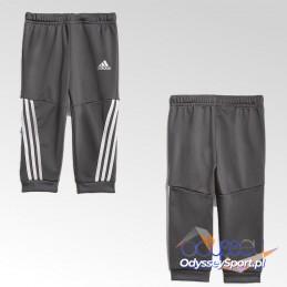 Dres dziecięcy Adidas Shiny Badge of Sport 3-Stripes - GM8958