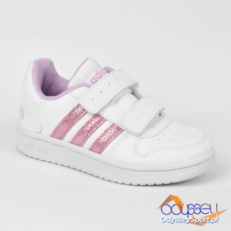 Buty młodzieżowe Adidas Hoops 2.0 CMFC - FY9461
