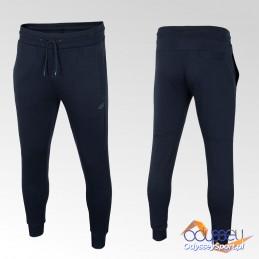 Spodnie dresowe męskie 4F granatowe - H4L21-SPMD010 30S