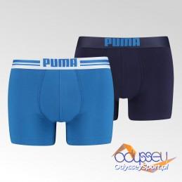 Bokserki męskie Puma Premium Sueded 2P - 651003001 056