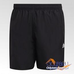 Spodenki kąpielowe męskie Adidas Solid Swim Shorts - GQ1081