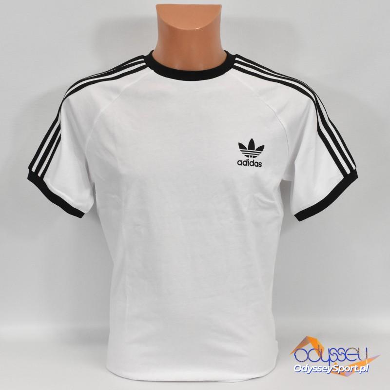 Koszulka młodzieżowa Adidas Essentials 3-Stripes - DV2901
