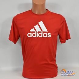 Koszulka młodzieżowa Adidas Extrusion Motion Puff-Print Logo