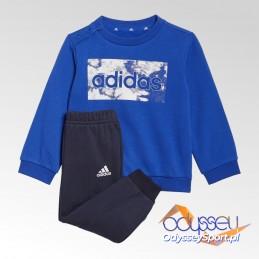 Dres dziecięcy Adidas Lin FT JOGG - GS4280