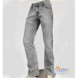 Spodnie jeansowe męskie Wrangler BootCut Low Waist