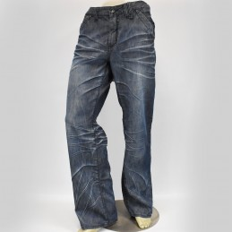 Spodnie jeansowe męskie K-STAR denim - KH278