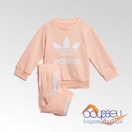 Dres dziecięcy Adidas Crew Sweatshirt Set - H35568