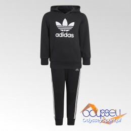Dres dziecięcy Adidas ADICOLOR HOODIE SET - H25253