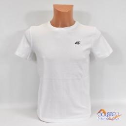 Koszulka młodzieżowa 4F - HJZ21-JTSM002 10S