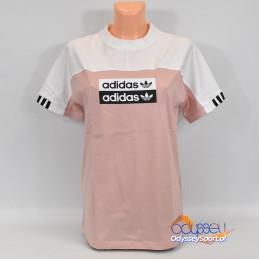 Koszulka damska Adidas Essentials Tape Tee - EC0744