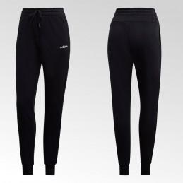 Spodnie dresowe damskie Adidas Essentials Solid czarne - DP2400