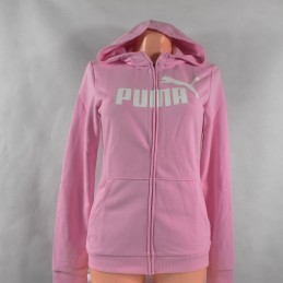 Bluza Puma ESS Hoded Jacket - 854234-21